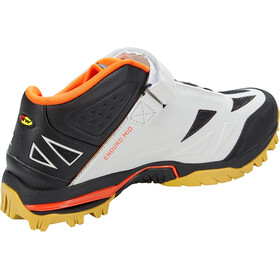 Northwave Enduro Mid Schuhe Herren off white/orange